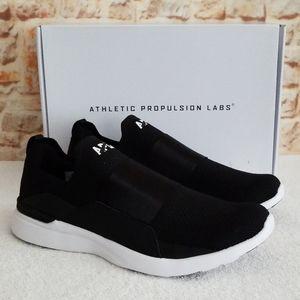 New APL Techloom Bliss Knit Slip-On Sneakers